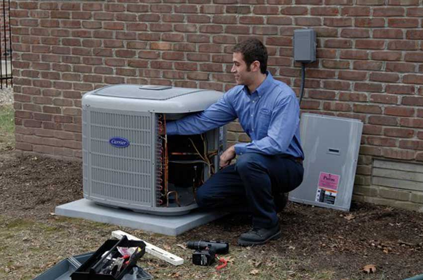 Volkman Plumbing, Heating, and Air Conditioning Air Conditioning Professional HVAC Repair